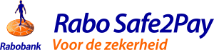 Logo Rabobank Safe2Pay